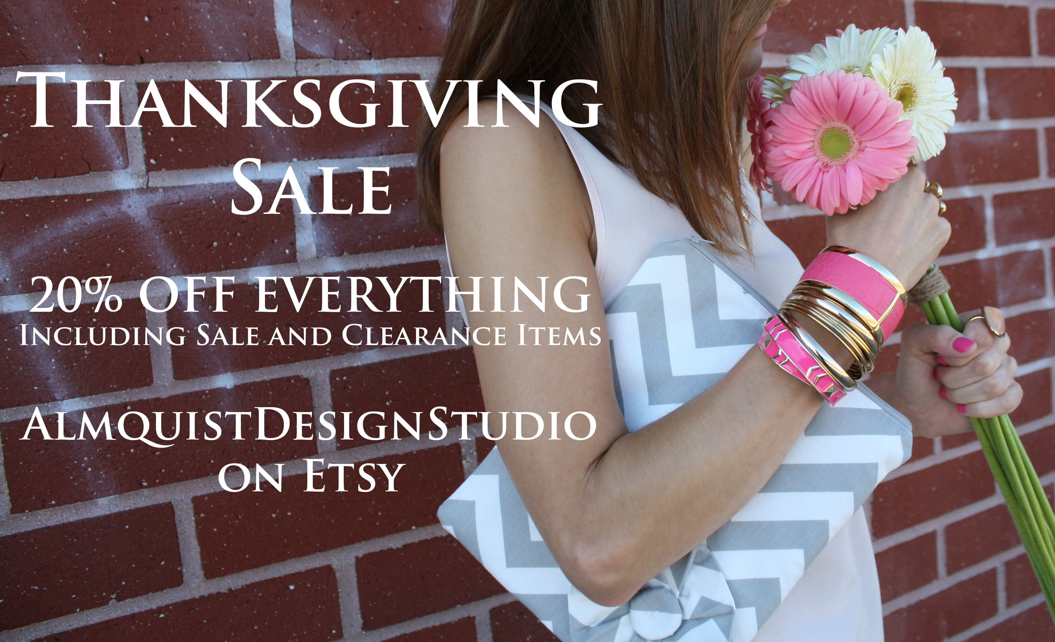 Our Thanksgiving Sale continues at AlmquistDesignStudio! Find us on Etsy!